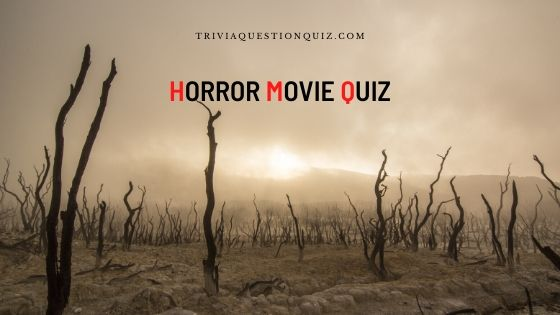 horror movie quiz
