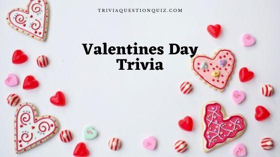 valentines day trivia