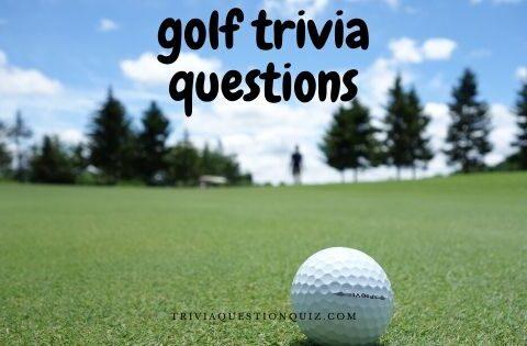 golf trivia questions