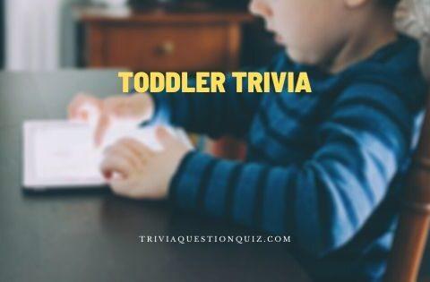 toddler trivia