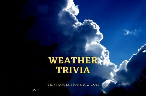 weather trivia